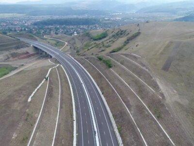 Statistică descurajatoare: doar 54 de km de autostradă au fost dați în folosință în România anul trecut