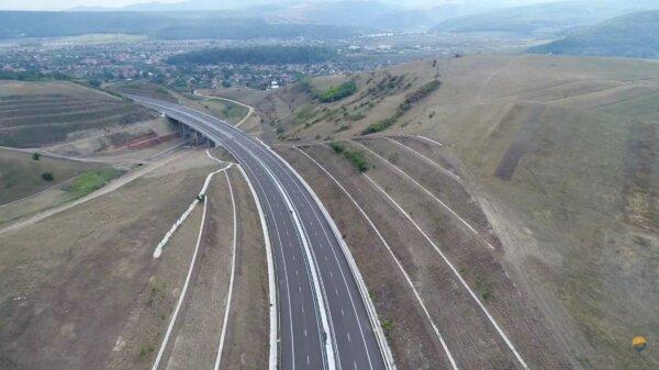 Statistică descurajatoare: doar 54 de km de autostradă au fost dați în folosință în România anul tre