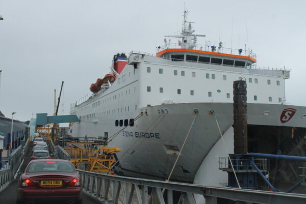 Stena Line significantly increases Rosslare-Fishguard sailings
