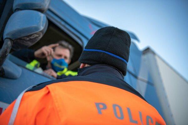 Водители – по тормозам! С 21 апреля полиция 20 стан проводит общий рейд
