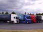 French unions want state to help cover cost of truckers' covid bonuses