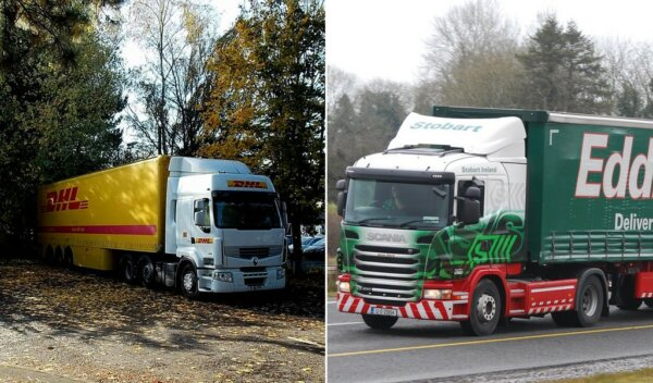 DHL Supply Chain wins over 2 Tesco contracts from Eddie Stobart