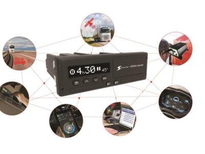 Rinkoje pasirodė naujas Mobilumo paketo reikalavimus atitinkantis tachografas