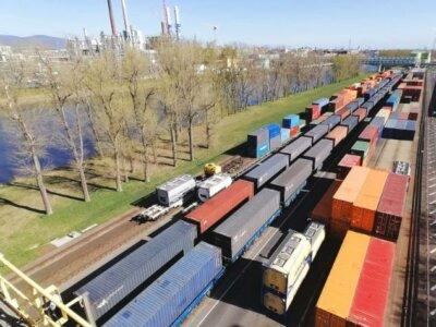 Neue Zugverbindung zwischen Frankfurt am Main und China