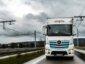 Daimler va compara performanțele camioanelor electrice cu cele ale camioanelor cu pantograf