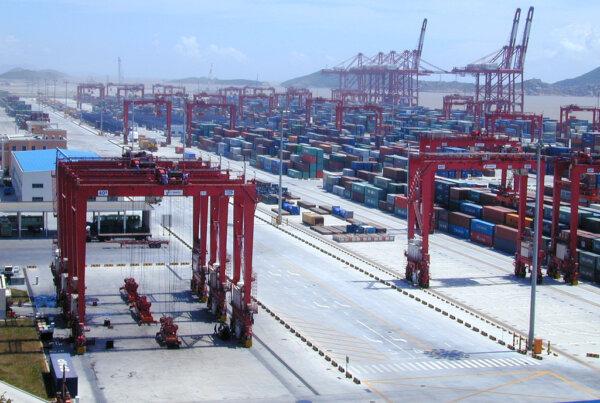 Заторы в европейских портах – пустяк по сравнению с тем, что ждет глобальные цепочки поставок в тече