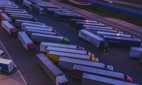 2 lorry parks on key routes in France to close for 2 months