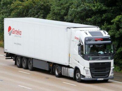 Asociația Norvegiană a Proprietarilor de Camioane acuză Girteka de cabotaj ilegal