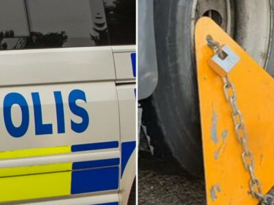 Sweden to increase fines for drivers' hours violations and clamp foreign HGVs until fees are paid