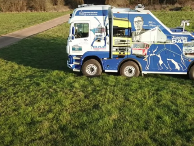 (Video) Ce se întâmplă când avem o adevărată pasiune față de camioanele DAF?