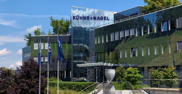 Kühne+Nagel – Halbjahresergebnis 2021 mehr als verdoppelt
