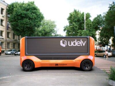Akuter Berufskraftfahrermangel beunruhigt die Transportbranche. Könnten autonome Lieferfahrzeuge eine Teillösung des Problems darstellen?