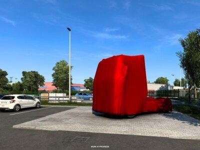 Premiera nowych modeli Renault jakiej jeszcze nie było. Ciężarówki zobaczysz w grze Euro Truck Simulator 2