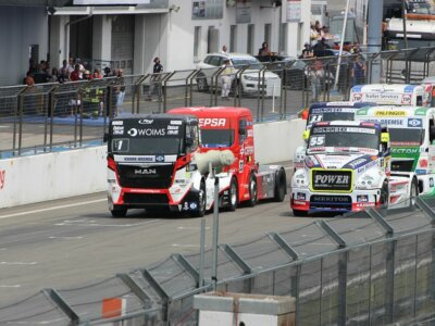 FIA ETRC aims to be haulage industry's top platform for sustainable tech