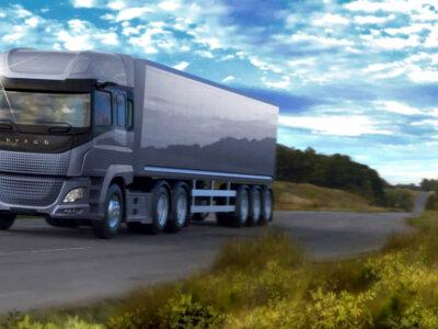 Wodorowa ciężarówka w leasingu? Będzie oferta producenta