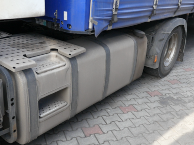 900 kradzieży paliwa z ciężarówek rocznie. Przewoźnicy domagają się surowszych kar dla złodziei