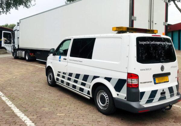 Нидерландцы начали регистрировать штрафы для транспортных компаний в электронной системе
