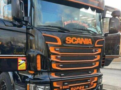 Cu viteza nu este de glumă: Șofer de camion sancționat pentru că circula cu..147 km / h