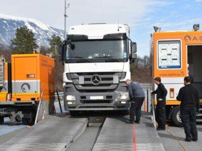 Minden negyedik teherautót ellenőrizni fognak Ausztriában