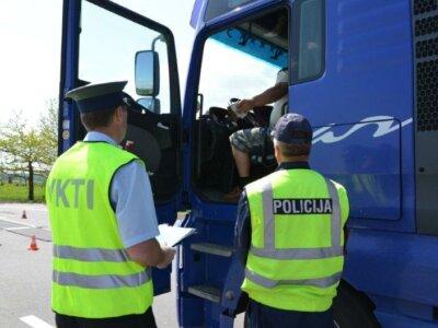 Литовским перевозчикам катастрофически не хватает водителей. Ситуация ухудшится в половине года