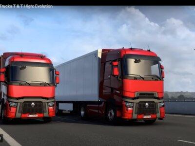 Ilyennek látszanak az új Renault kamionok (videó)