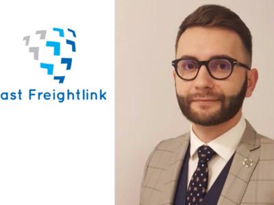"""Adrian Forgaci, Fast Freightlink: """"Mi se pare formidabil că niște companii mici dețin un segment atât de important pe piața transporturilor""""."""