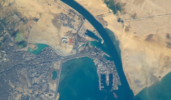 The Suez Canal puzzle – pulling the pieces together