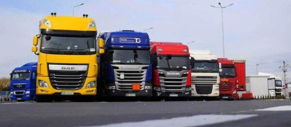 Запреты на движение в Бельгии в 2021 г. Проверьте, когда ваш грузовик не сможет ехать