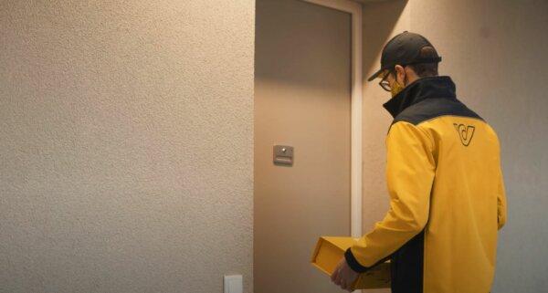 Kurier wchodzi do domu z paczką pod twoją nieobecność? Tak może wyglądać przyszłość dostaw