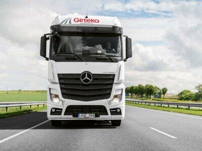Оборот Girteka Logistics приблизился к 1 млрд евро, Vlantana – упал до 187,5 млн евро