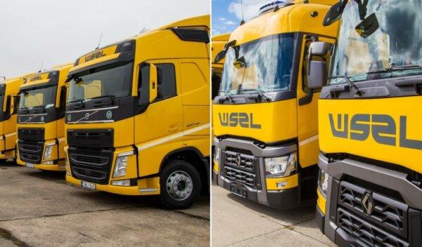 Waberer's își mărește flota cu peste 400 de camioane de la Volvo și Renault