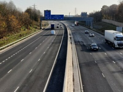 UK Government begins planned crackdown on 'false' freelance lorry drivers