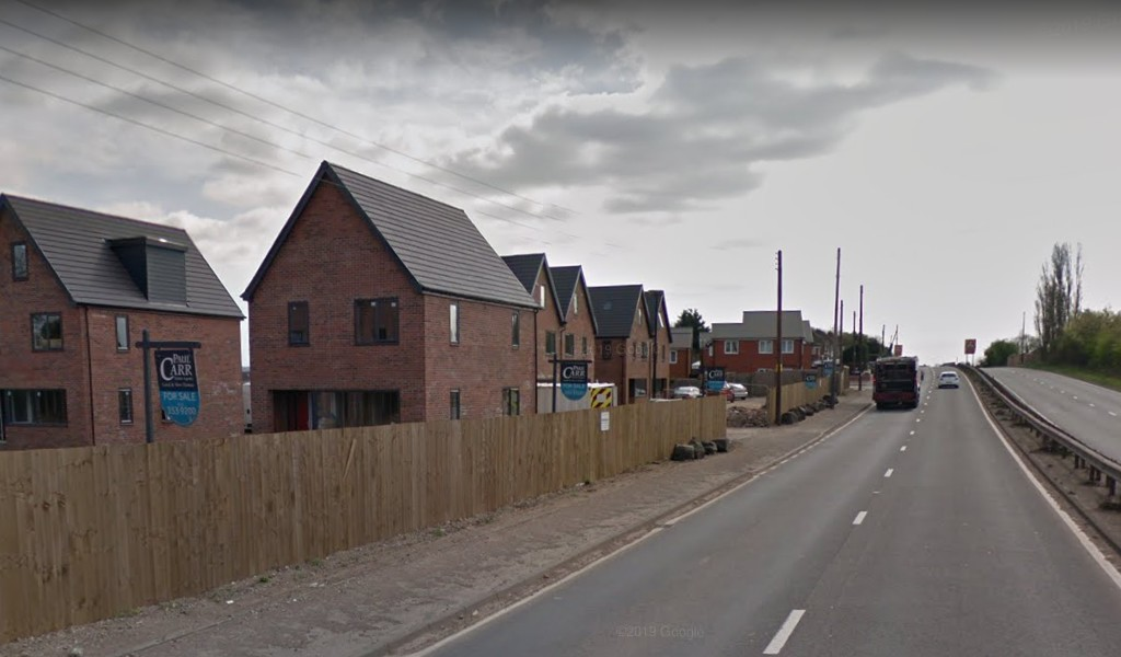 """Coleshill couple label HGVs """"disgusting"""" amid regret over house purchase"""
