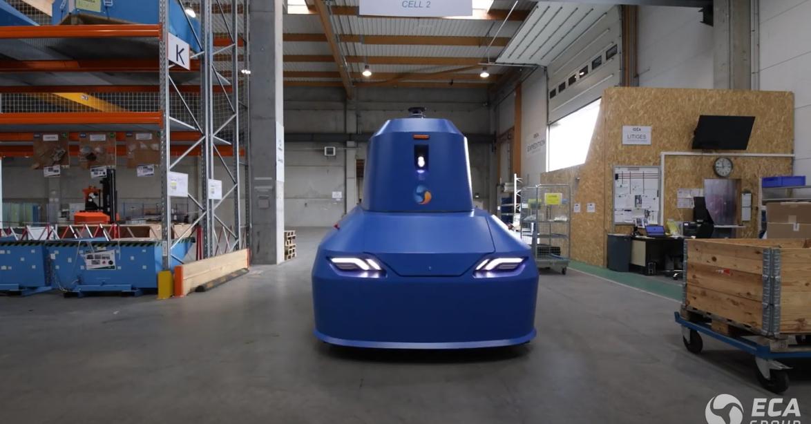 Wyglądem przypomina wehikuły ze starych filmów science fiction. Do czego służy pojazd skonstruowany przez Francuzów?