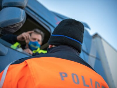 Vairuotojai, kojos nuo gazo! Nuo balandžio 21 dienos visoje Europoje vykdomas policijos reidas