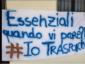 """Strajk branży transportowej we Włoszech. """"Jesteśmy zmęczeni byciem niezbędnymi, gdy tego chcecie"""""""