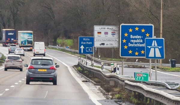 Some truckers entering Germany via the Netherlands will need to show negative covid tests