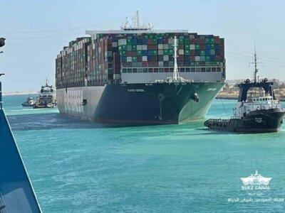 Skutki blokady Kanału Sueskiego będą jeszcze odczuwalne przez kilka tygodni. Maersk zawiesza realizację krótkoterminowych kontraktów