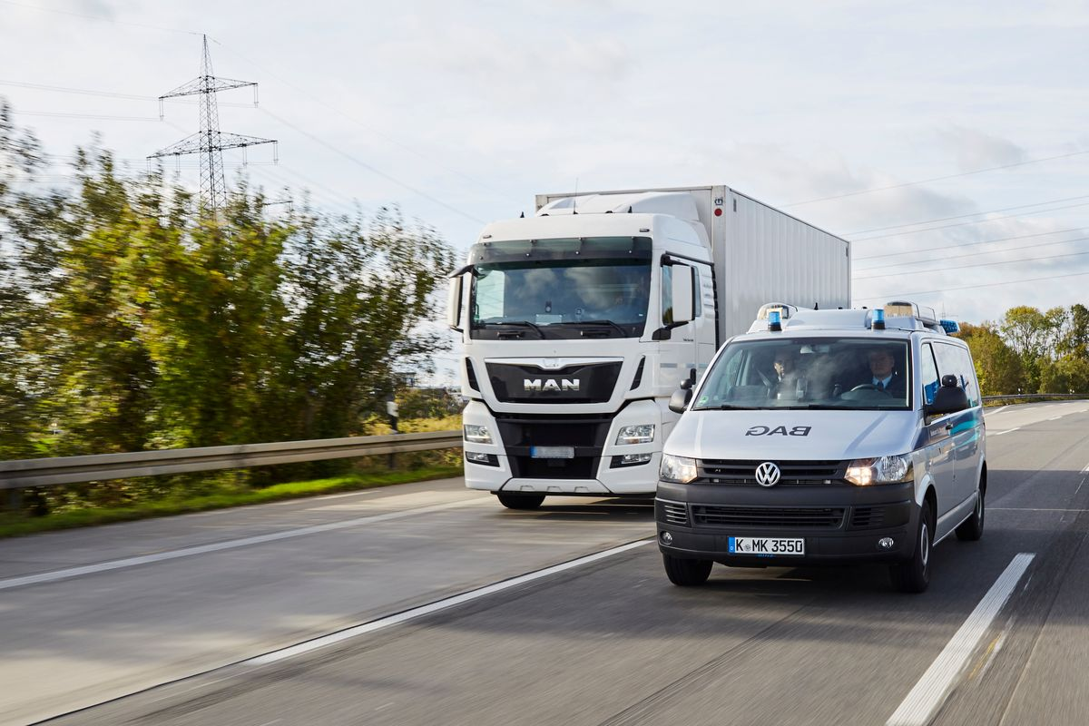 Штрафы для водителей в Германии зависят от страны. Дальнобойщики из Восточной Европы платят меньше
