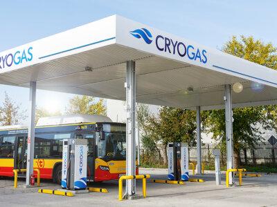 MyLNG – nowy produkt dla branży transportowej od Cryogas