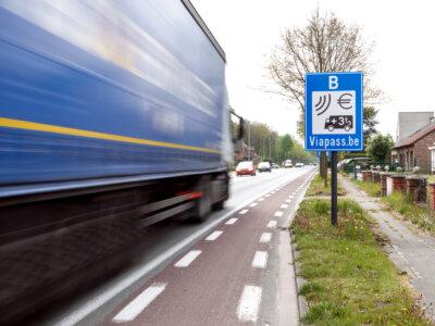 Rinkliavos mokėjimų pokytis Belgijoje. Operatorius pašalino vieną iš mokėjimo būdų