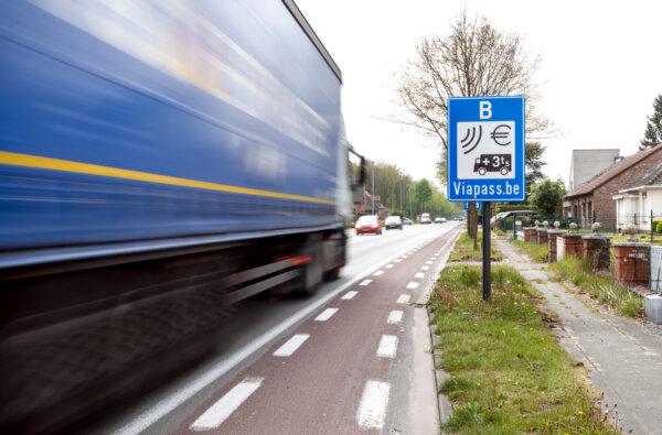 Jau netrukus Belgijoje įsigalios nauji rinkliavų tarifai