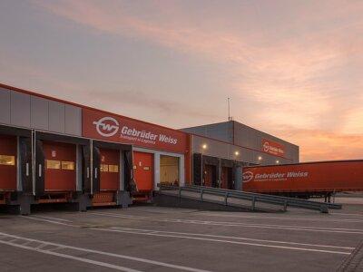 Gebrüder Weiss România investește 4 milioane de euro în extinderea depozitului de la Sibiu