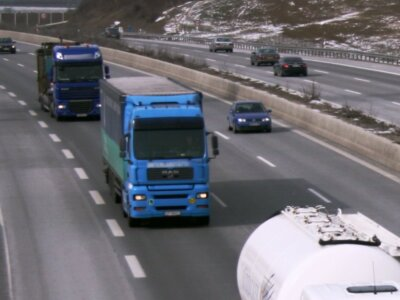 Number of hauliers caught paying below minimum wage in Germany is rising