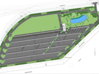 New lorry park to be constructed near port of Antwerp