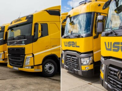 Waberer's ramps up fleet with 440 new trucks from Renault & Volvo