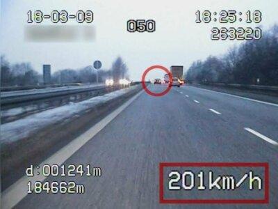 Danemarca ia măsuri drastice în sancționarea depășirilor de viteză: confiscarea vehiculului și chiar închisoarea