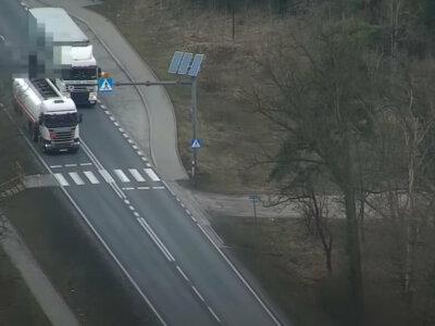 Így használ a lengyel rendőrség drónokat, hogy elkapja a tilosban előző kamionokat