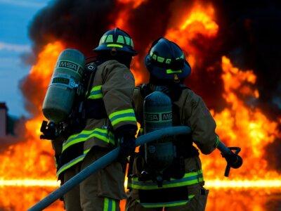 Wie sicher sind CNG-Fahrzeuge bei Brand?