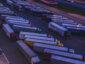 """Előre lehet kamion-parkolóhelyet foglalni egy német """"okos"""" alkalmazással"""